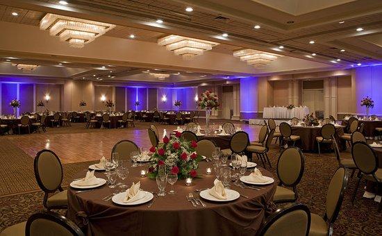 Mahwah, Nueva Jersey: Ballroom - Social Setup