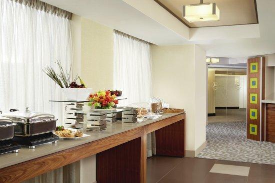 Richmond Hill, Canadá: Sheraton Club Lounge