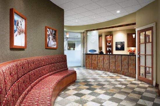 Le Westin Resort & Spa: Spa Lobby