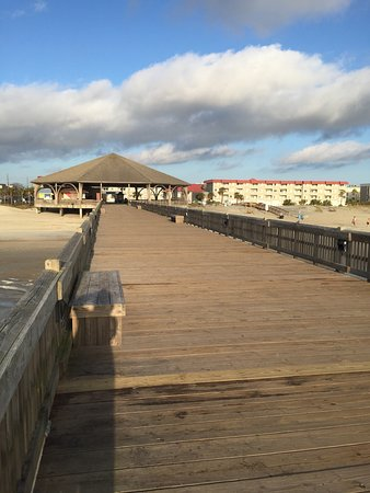 Tybee pier tybee island all you need to know before for Tybee island fishing pier