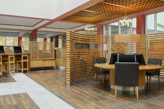 Sheraton Abuja Hotel : Lobby