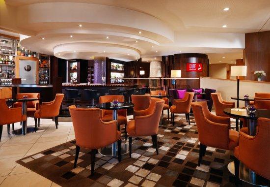 Sheraton Poznan Hotel: Qube Vodka Bar & Cafe
