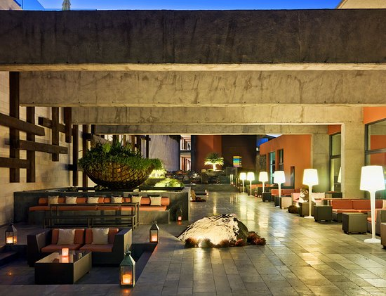 Sheraton gran canaria salobre golf resort updated 2017 for Terrace lounge