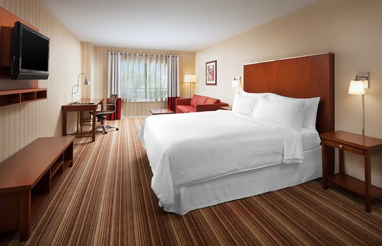 Rancho Cucamonga, Californië: Deluxe King Room