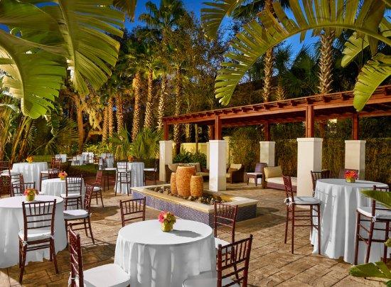 Lake Mary, Floride : Courtyard