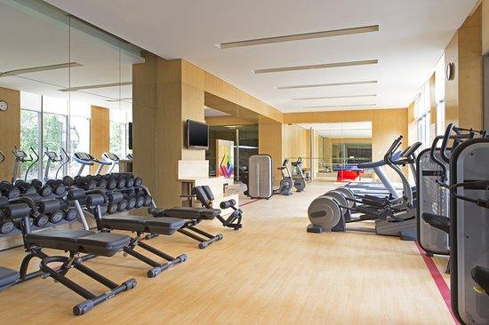 Chun'an County, China: Sheraton Fitness