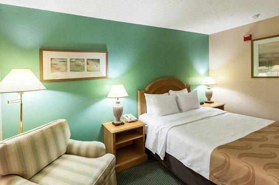 Allen, تكساس: Guest room