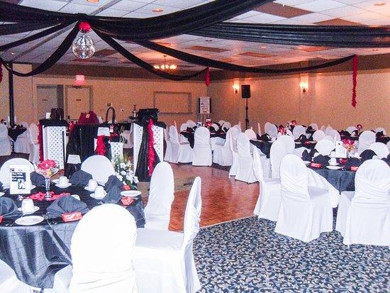 Owen Sound, Canadá: Banquet