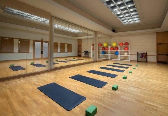 Kaua'i Marriott Resort: Fitness Center - Movement Studio