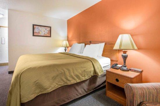 Tomah, Висконсин: Guest room