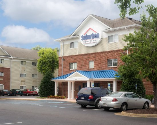 Suburban Extended Stay Of Hampton: Exterior
