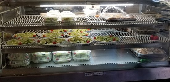 Salonikas: Salad cooler
