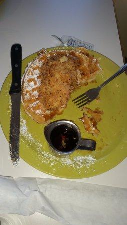 Chicken & Waffles (Yummy yum yum)