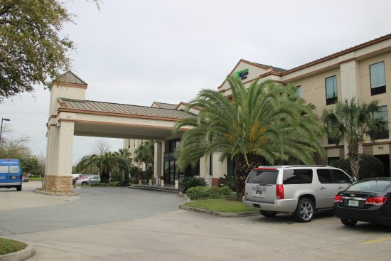 Holiday Inn Express Hotel & Suites New Orleans Airport South: Main Entrance