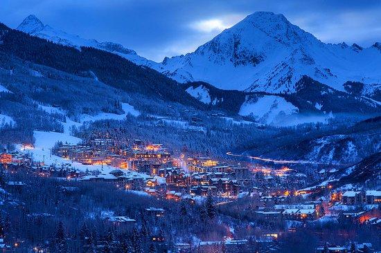 The Westin Snowmass Resort: Snowmass Mountain Dusk