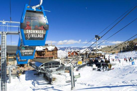 The Westin Snowmass Resort: Snowmass Village Gondola