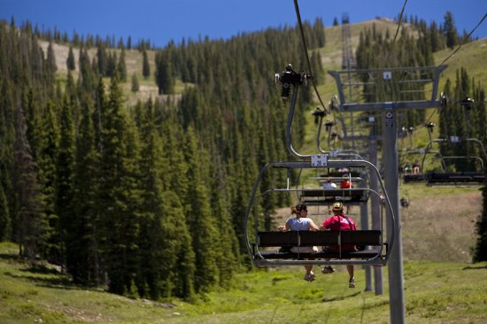 Snowmass Village, CO: Snowmass Mountain - Summer