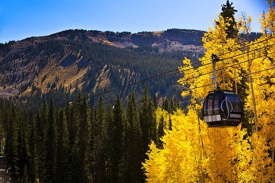 Snowmass Village, CO: Snowmass Mountain - Fall