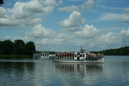 Fahrgastschifffahrt Kyritzer Seenkette