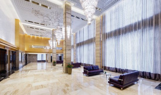 Yuhuan City, China: Grand Ballroom Foyer