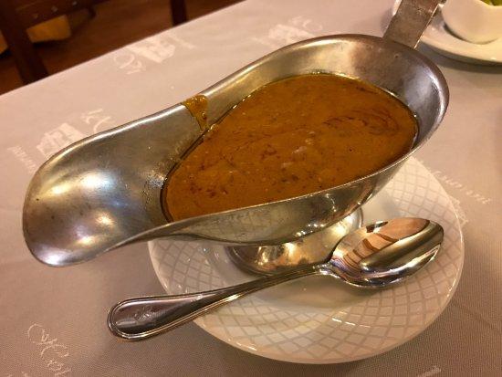 Lavern, İspanya: The sauce was perfect.
