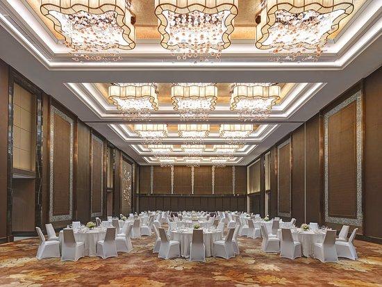 Shantou, China: Sheraton Grand Ballroom - Banquet