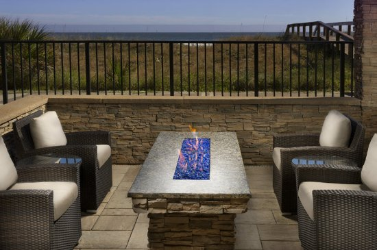 Jacksonville Beach, FL: Outdoor Lounge Seating