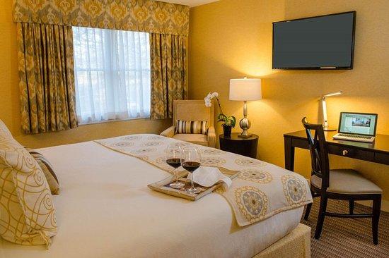 วอร์เรนตัน, เวอร์จิเนีย: King Guestroom
