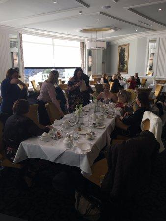 Medlow Bath, Australia: Dining setting