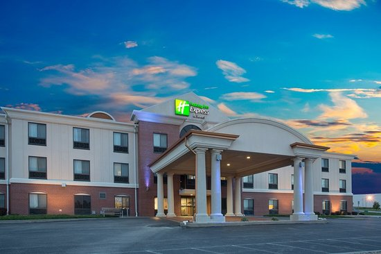 Welcome to the Holiday Inn Express & Suites Concordia, KS!
