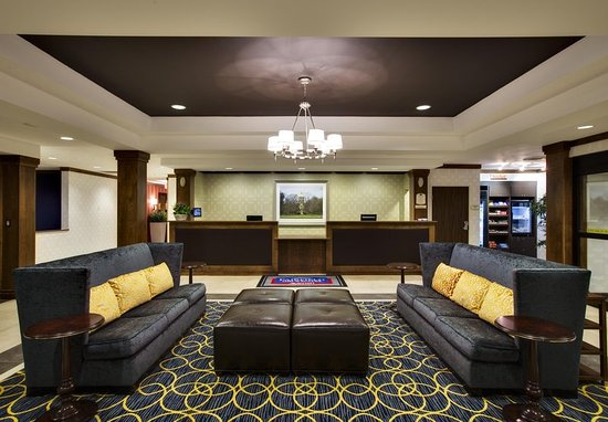 Fairfield Inn & Suites South Bend at Notre Dame : Lobby