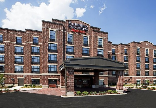 Fairfield Inn & Suites South Bend at Notre Dame: Exterior