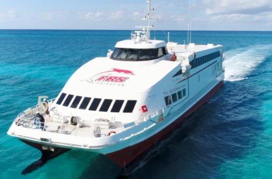 Dagtrip naar Bimini-Bahama's
