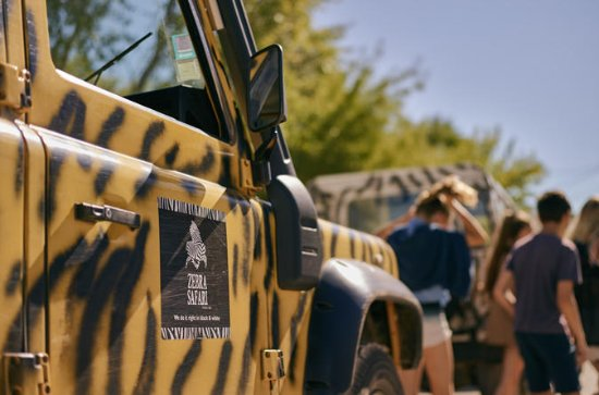 Private Custom Jeep Safari Tour from ...