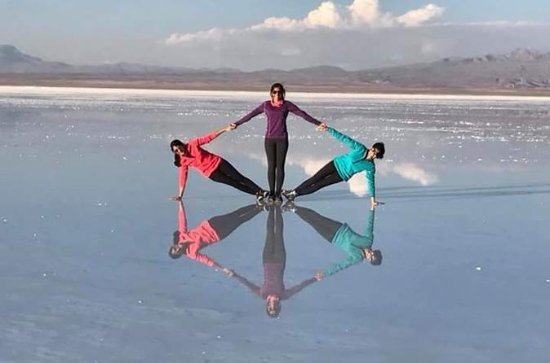 Luxury Uyuni Salt Flats 3D 2N Tour...