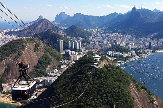 Full-Day Rio de Janeiro in One Day City Tour with Lunch