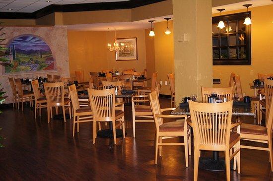High Point, NC: Restaurant