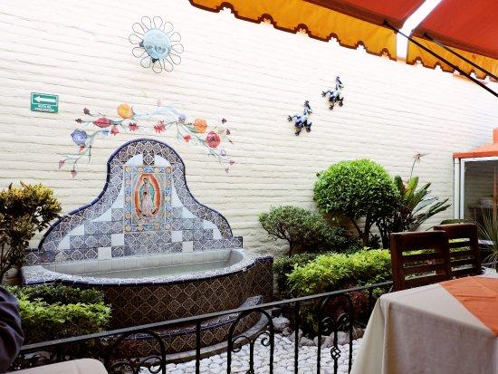Tehuacan, Mexico: Muy bonito lugar !!!