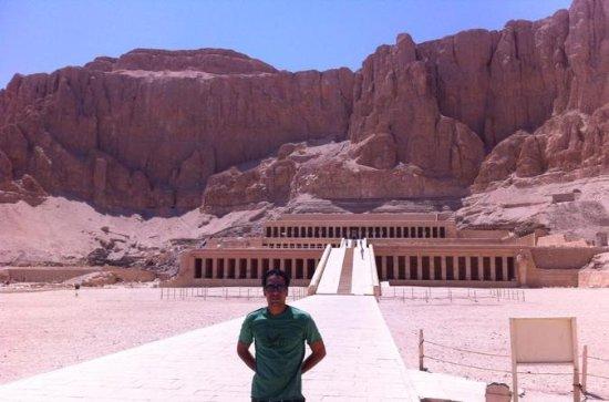 En dagstur till Luxor från Kairo ...