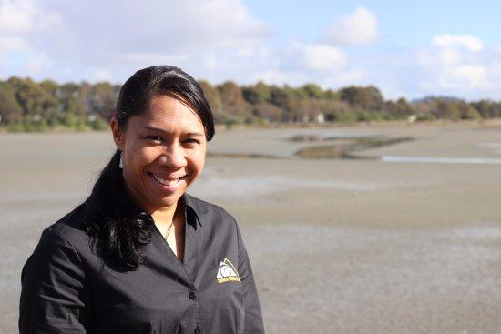 Napier, New Zealand: The Wildlife Estuary Tour
