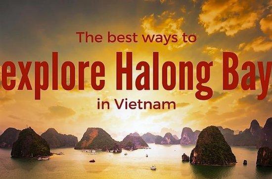 Halong 5 uur cruise - de beste reis in ...