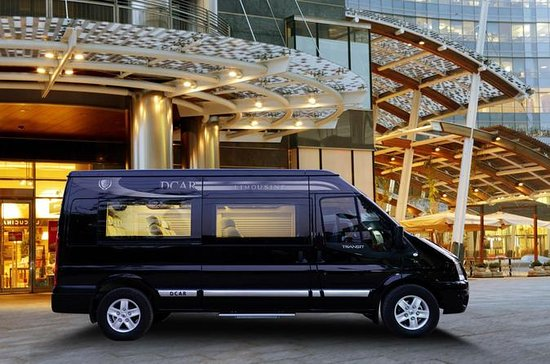 Luxury Bus from Hanoi to Sapa