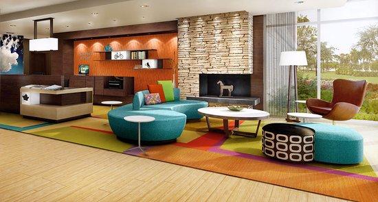 Fairfield Inn & Suites by Marriott North Bergen is a hotel in North Bergen, New Jersey near NYC