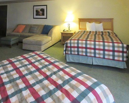Idaho Falls, Idaho: Guest Room