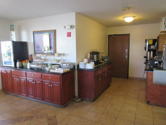 Quality Inn Banning I-10: Breakfast