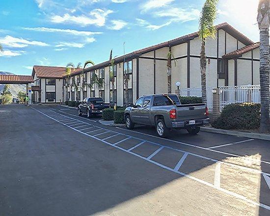 Quality Inn Banning I-10: Exterior