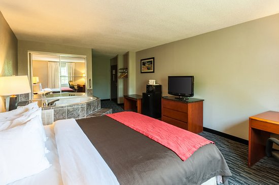 Solomons, Μέριλαντ: King Room Hot Tub