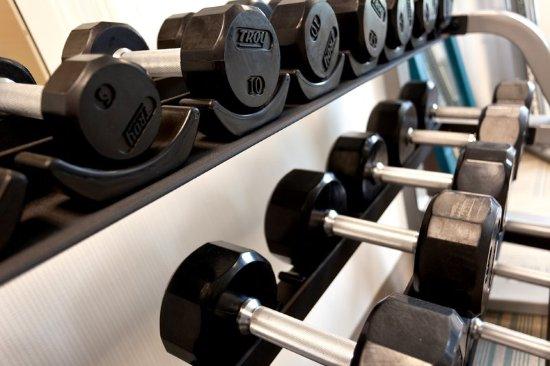 แมนฮัตตัน, แคนซัส: Gym