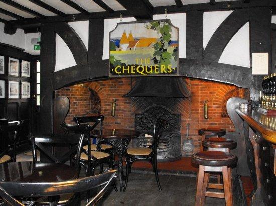 Maresfield, UK: Lounge area