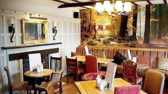 Maresfield, UK: Lounge